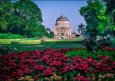 Winter Picnics in Lodhi Garden, Delhi-Essay #WorldTourismDay