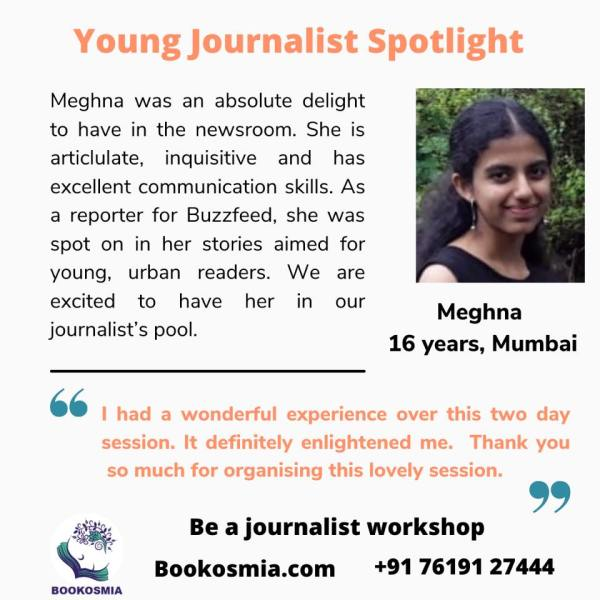 Meghna Journalism Workshop