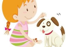 'Pet Love' Story by 7 year old Bookosmian from Ahmedabad