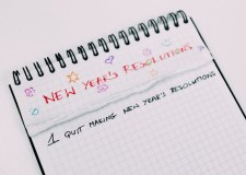 'New Year Resolutions For The Win!' Story by 13 year old Bookosmian from Chennai