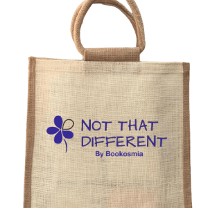 Jute Carry Bag Not That Different