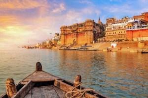 Last summer in Varanasi