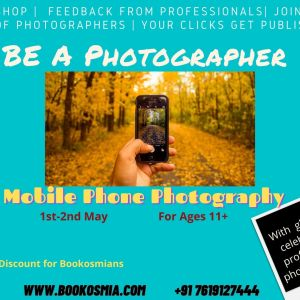 Photography Workshop for kids