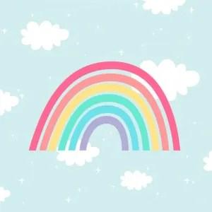 Taste the Colours of the rainbow