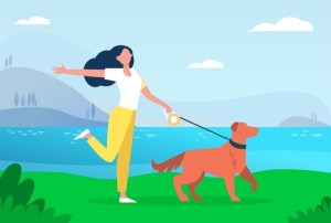 Why a dog is a man's best friend