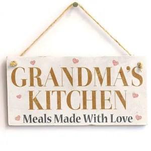 My grandmother's kitchen