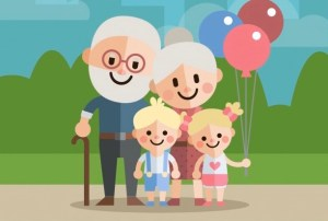 Grandparents - A love like no other