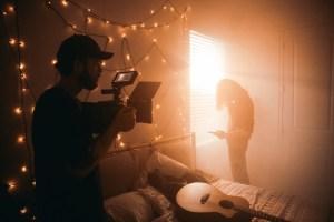 Movie set- A filmy experience