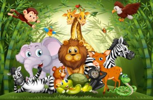 Bedtime story - The adventure with the magic tree