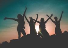 Flashback Fun – My Mom And Her Fun Squad | Bookosmia