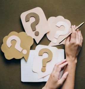 Questions and musings - What I wonder about