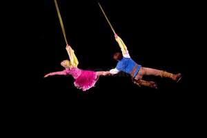 Circus Diary - A day in the life of an acrobat