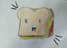 Nutrition Week – Simple, Tasty, Healthy Sandwiches | Bookosmia