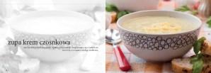Moje najlepsze przepisy -zupa czosnkowa