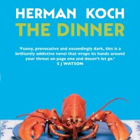 A Book A Month (June): The Dinner by Herman Knoch