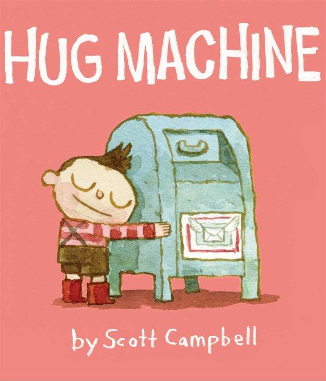 hug machine cover