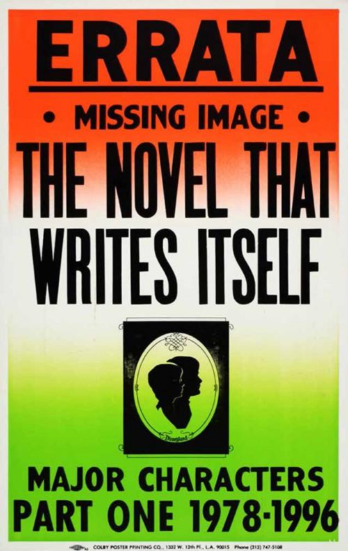 the novel that writes itself 3