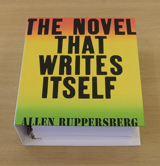 the novel that writes itself