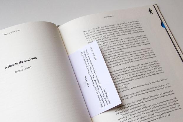 the thing the book miranda july