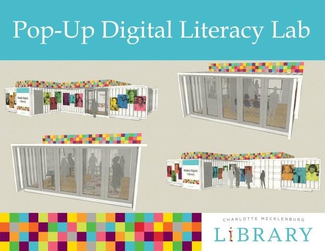knight foundation pop up digital library
