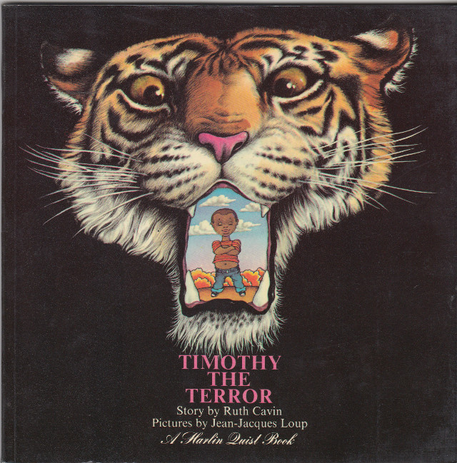 Timothy the Tiger