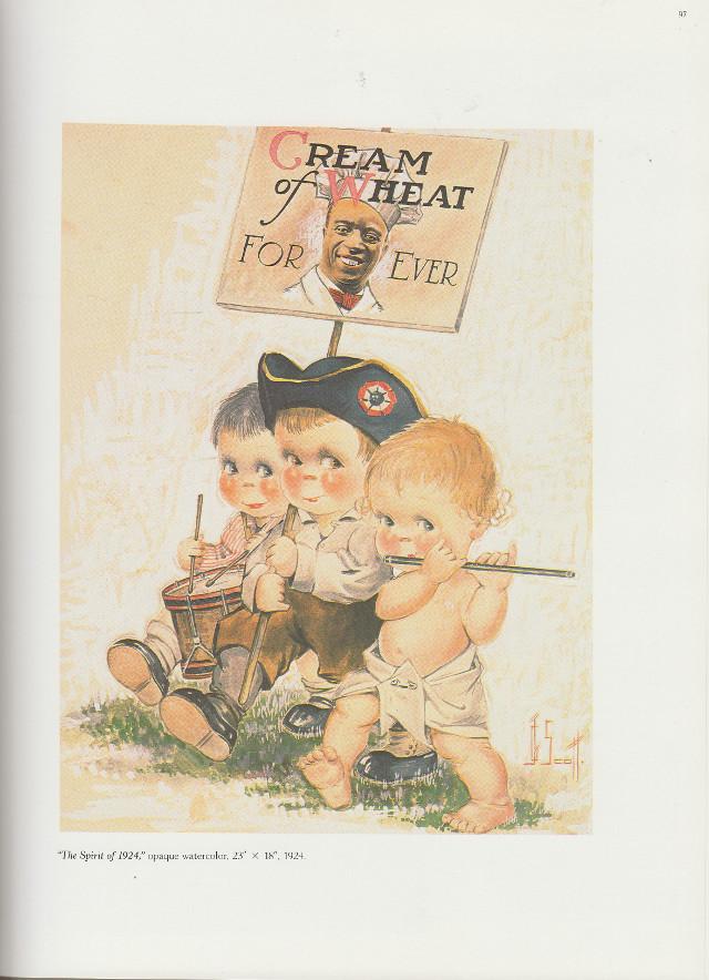 John Scott The Spirit of 1924