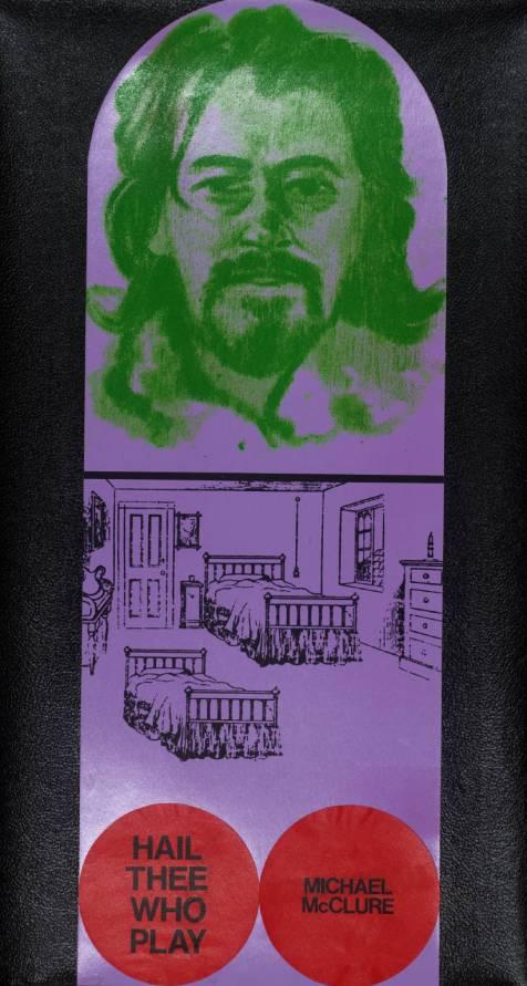 Hail Thee Who Play (Michael McClure) 1966-70 by R.B. Kitaj 1932-2007