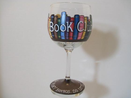 book glasses book club