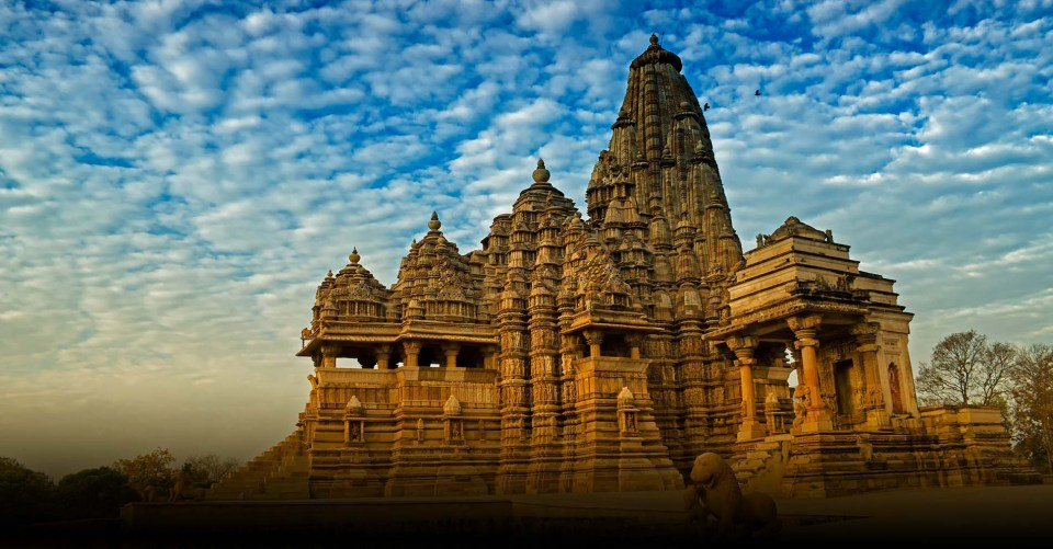 Famous Temples in India Notes 2021