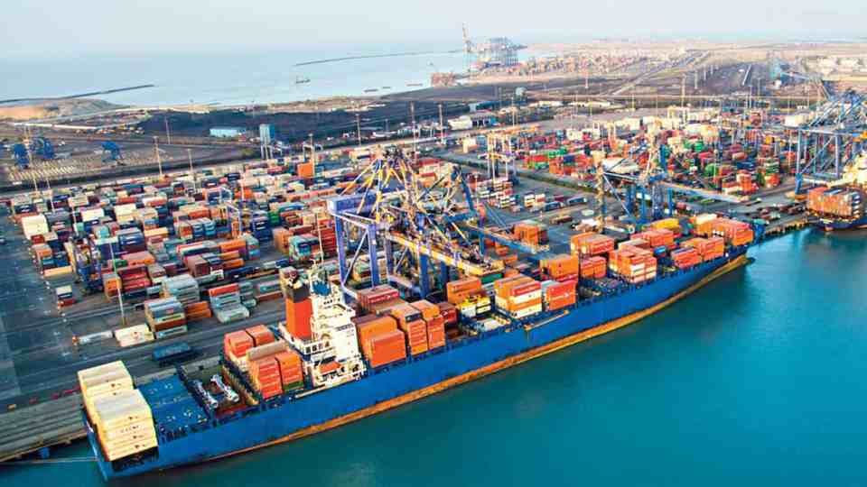 Ports in India Notes 2021