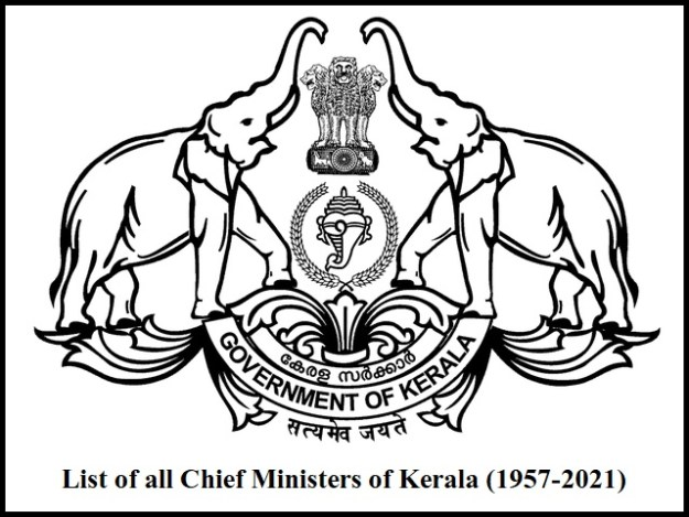 Chief Ministers of Kerala Notes 2021: Download Chief Ministers of Kerala Study Materials