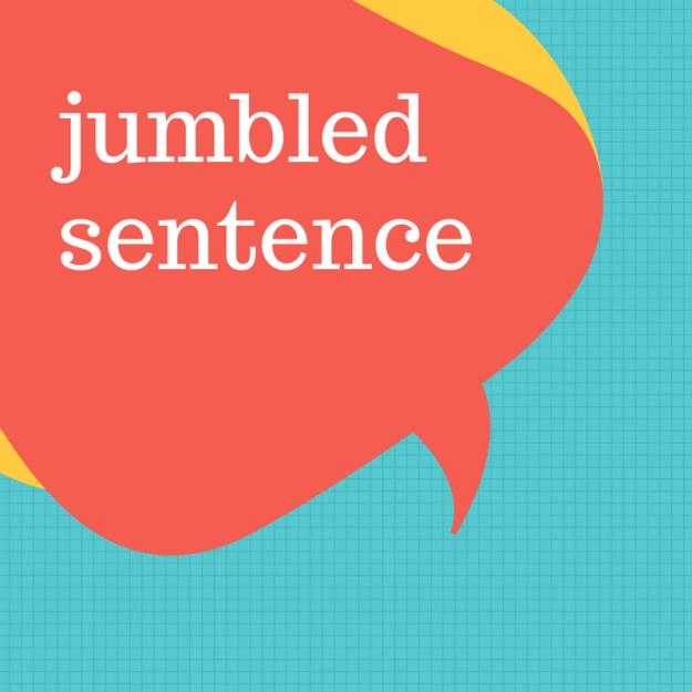 Jumbled Sentences Exercise Notes 2021 Download Study Materials BOOK PDF