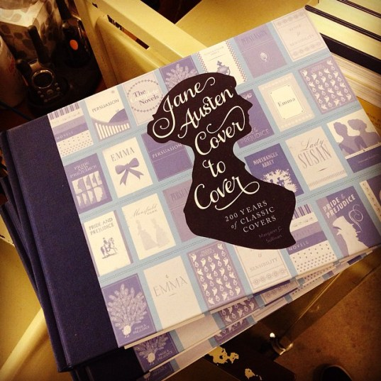 austen cover to cover