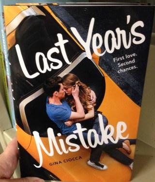 last years mistake
