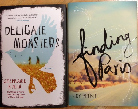 delicate monsters and finding paris