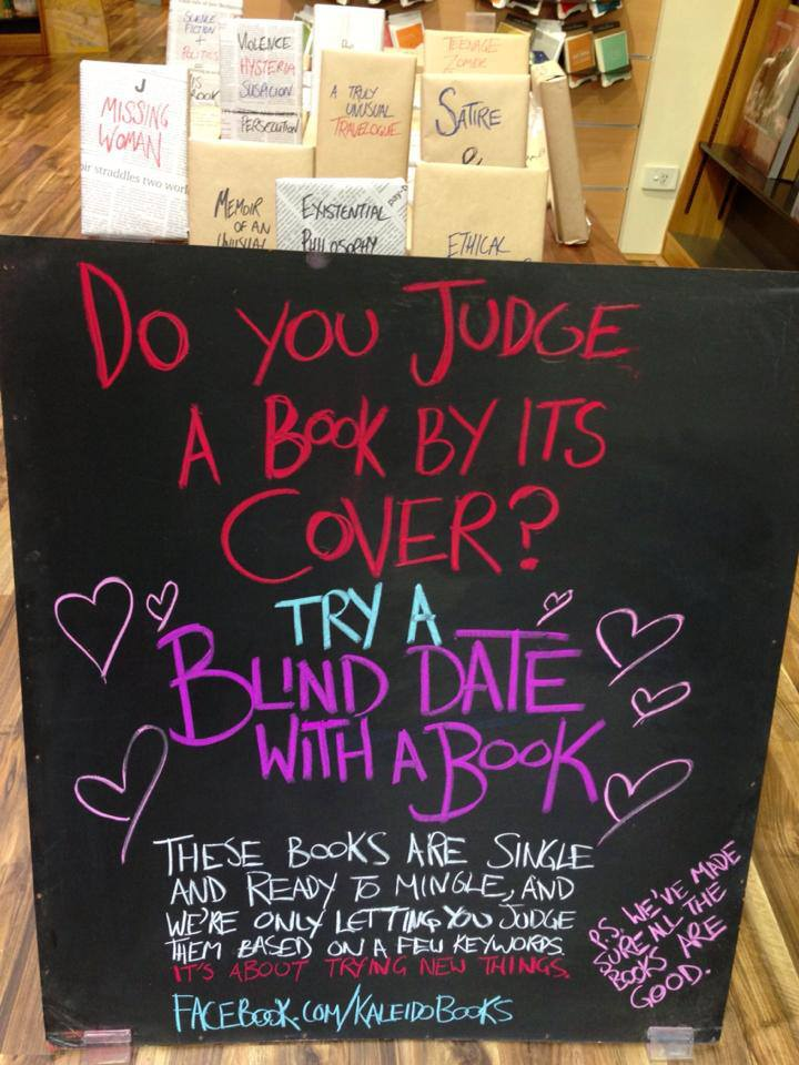 Blind Date with a Book (1/5)