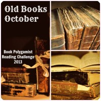 Let Old Books October Begin! :D