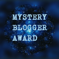 Mystery Blogger Award - Part 3