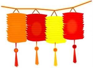 Chinese Lanterns Free Use