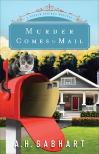 Book Cover Murder Comes by Mail