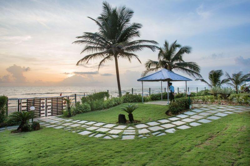 The Beach House Goa, Sernabatim, Goa, India