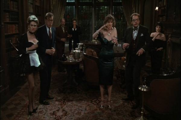 clue movie library