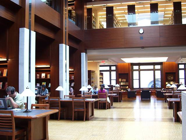 kansas city library grand reading room