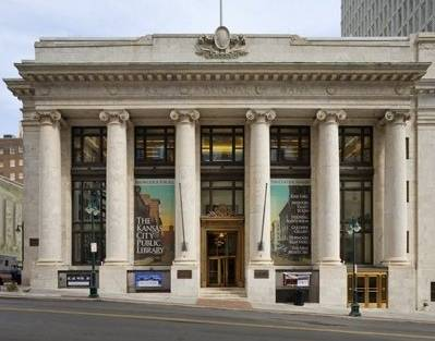 kc library exterior