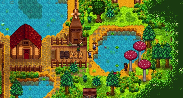 7 Great Books Like Stardew Valley