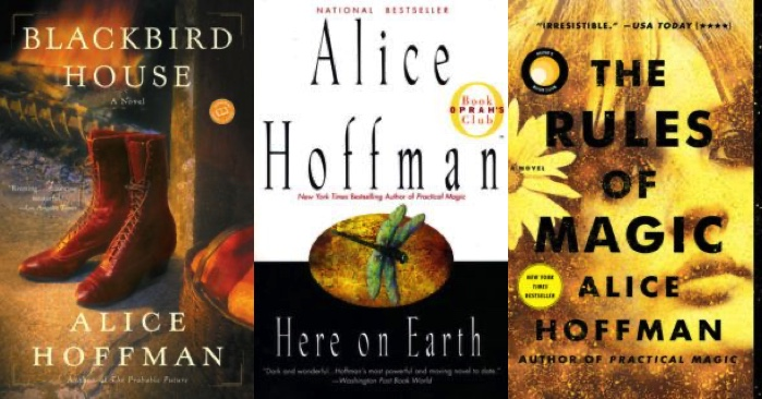 Reading Pathways: Alice Hoffman Books