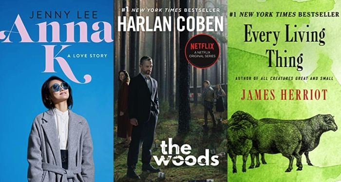Book Riot's Deals of the Day for August 3, 2020