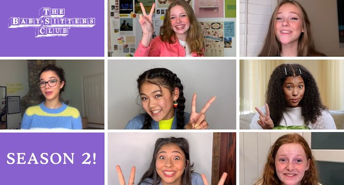 Season 2 of Netflix's The Baby-Sitters Club Is Coming