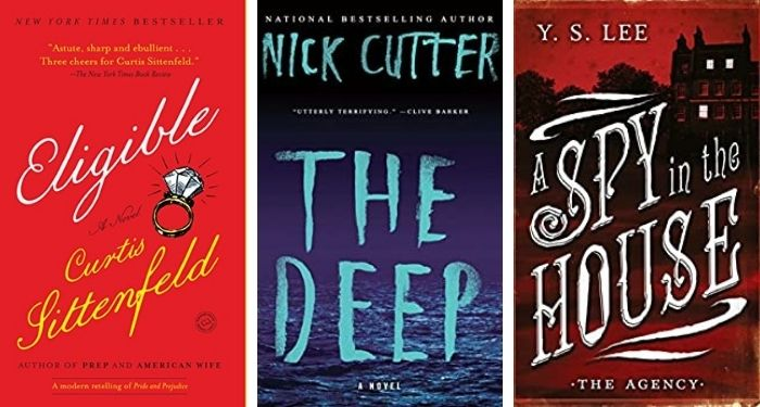 Book Riot's Deals of the Day for October 24, 2020