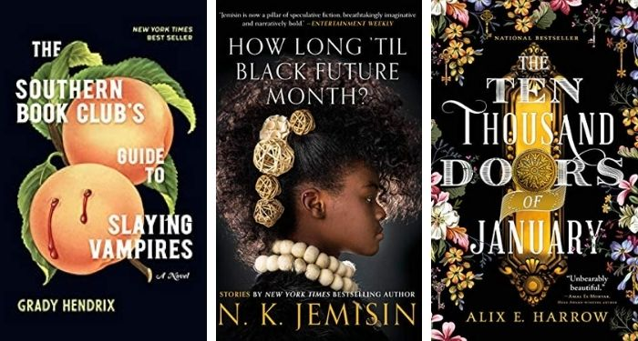 Book Riot's Deals of the Day for October 25, 2020